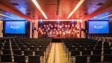 Saal Konferenz Rechnungswesentag LucaNet Academy 2019