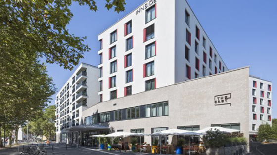 Hotel Innside by Melia Frankfurt Ostend