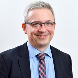 Prof. Dr. Sven Morich, Exekutivdirektor, DRSC